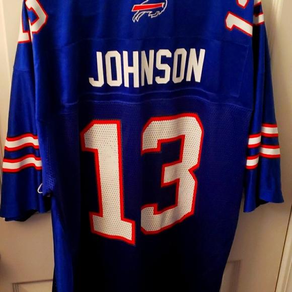 stevie johnson jersey